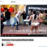 Slincraze musikkvideo